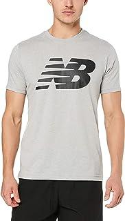 New Balance Men's Graphic NB Logo Tee