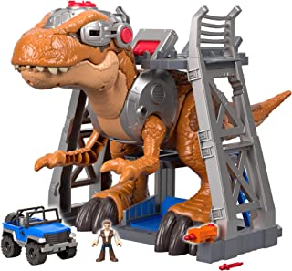 imaginext t rex batteries