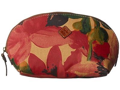 Patricia Nash Capriana Dome Cosmetic Case (Spring Multi) Handbags