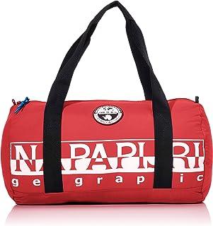 Bolsa Grande de Deporte, Color Red Scarlet, tamaño