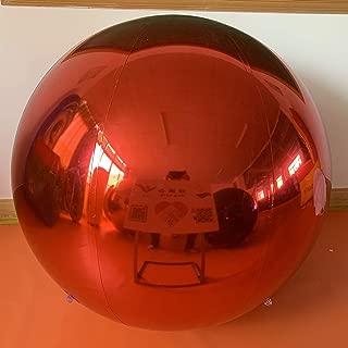 インフレータブルミラーボール 膨脹可能なミラーボール 巨大なミラーボール pvcシルバーインフレータブルミラーボール カスタマイズ可能 モール/公園/展示/コマーシャル/広告飾り用