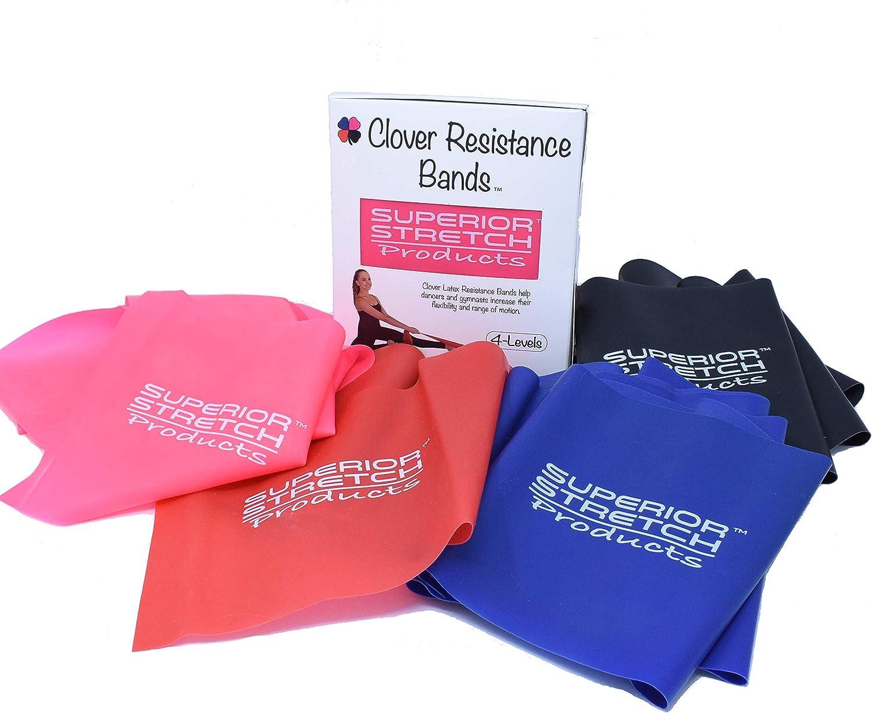 Clover Over item handling ☆ Max 49% OFF Resistance Bands – Increase Flexibility Range M of