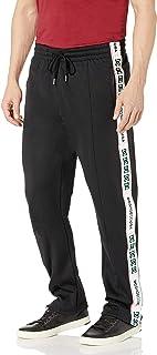 DC Men's Morenci Track Pant Fleece, Black, S