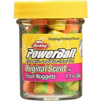 Berkley Powerbait Power Nuggets, 1-Oz. Jar