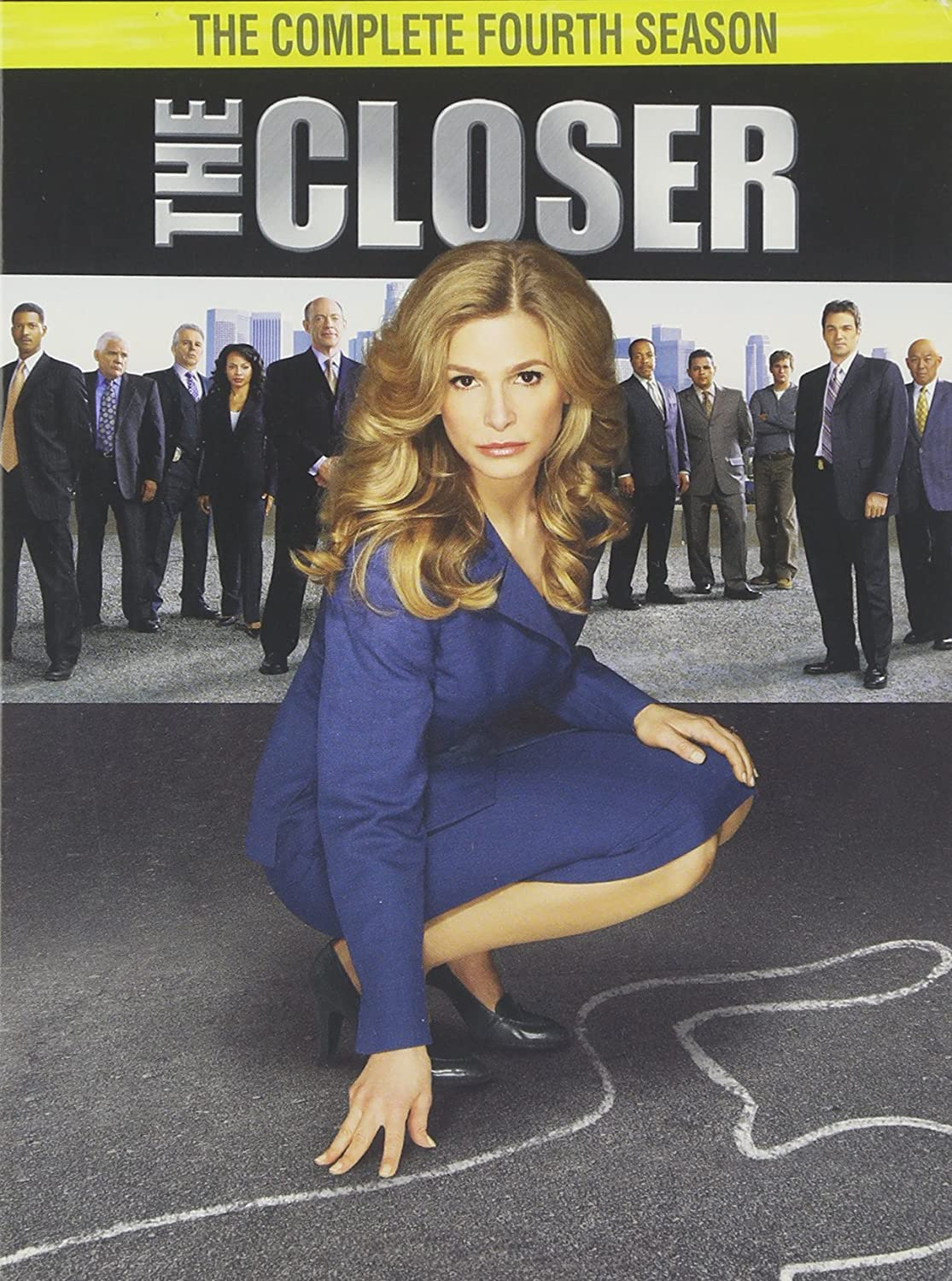 price Closer The:S4 DVD low-pricing