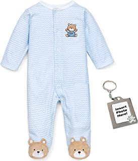 92718361b Little Me Neutral Baby Clothes for Preemie Newborn Boys Or Girls One Piece  Footie Footed Sleeper