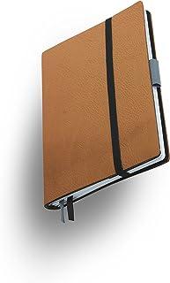 Weißbook SLIM S202-MX, modulares modulares modulares Notizbuch, Veaux Prestige, geschnitten, rehbraun, 120 S. Papier FSC B00V8DA96S  Billiger als der Preis 0c7c03