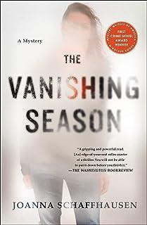 The Vanishing Season: A Mystery (Ellery Hathaway Book 1)