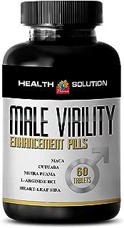 Catuaba bark bulk - MALE VIRILITY 1300MG - increase libido and sexual interest (1 Bottle)