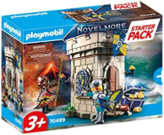 Playmobil 70499 Novelmore Knights' Fortress Large Starter Pack, for Children Ages 3+