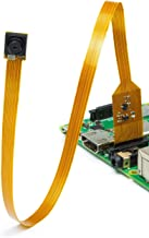 Arducam 1/4 Inch 5 Megapixels Sensor Spy Camera Module with Flex Cable for Raspberry Pi Model A/B/B+, Pi 2 and Raspberry Pi 3, 3B+, 4