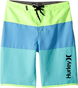 Hurley Kids Triple Threat Boardshorts (Big Kids)