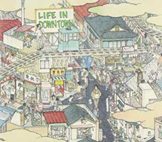 LIFE IN DOWNTOWN(初回生産限定盤)