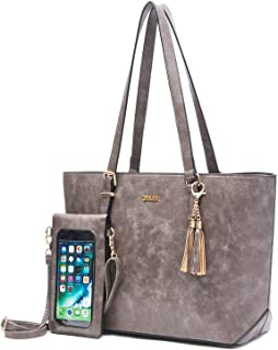 Purses And Wallets Set For Women Work Tote Handbags Shoulder Bag Top Handle Totes Purse With Wallet