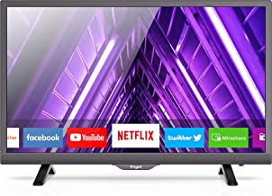 "Engel LE2480SM - Smart TV de 24"", Color Negro"