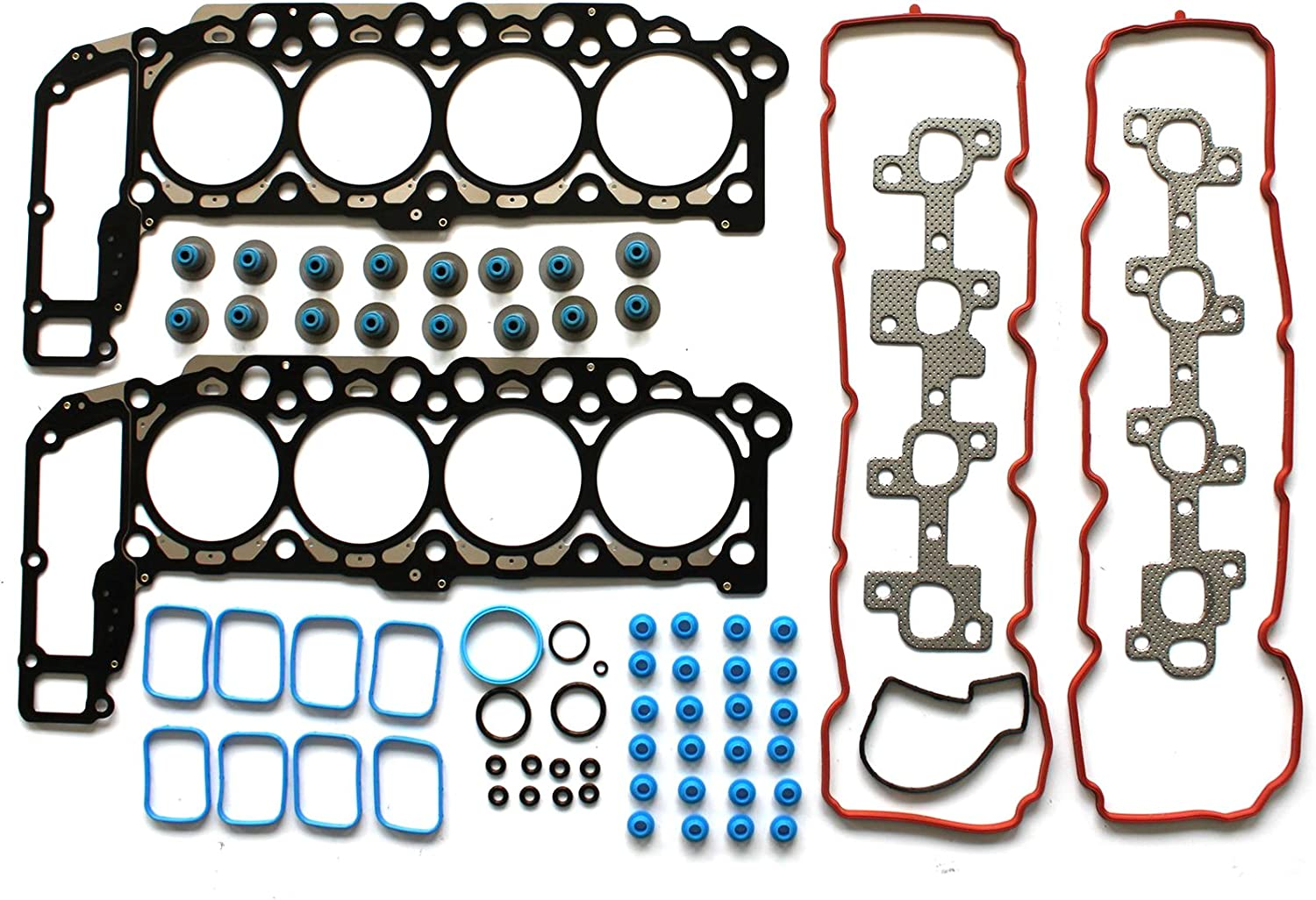ECCPP Engine Replacement Head Max 52% OFF Gasket Set for 04-07 35% OFF Chrysler
