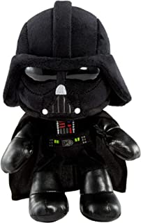 Mattel Star Wars Plush 8-in Character Dolls, Soft, Collectible Movie Gift for Fans Age 3 and Older