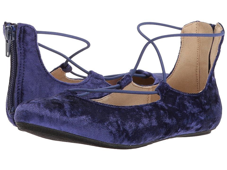 Yosi Samra Kids Miss Shelly (Toddler/Little Kid/Big Kid) (Navy) Girls Shoes