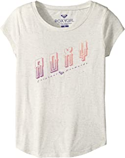 Roxy Kids OG Mermaids Fashion Crew (Big Kids)