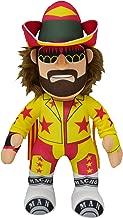 "Bleacher Creatures WWE Macho Man Randy Savage 10"" Plush Figure- A Legend for Play or Display"