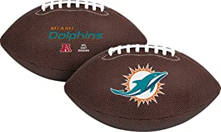 RAWLINGS NFL Miami Dolphins OS PDQ Air It Out Football, Youth Size