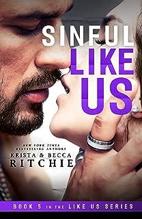 Sinful Like Us (Like Us Series: Billionaires & Bodyguards Book 5)