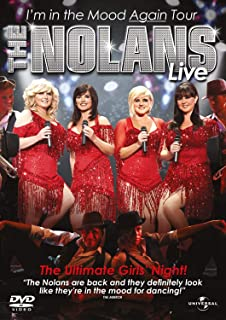 The Nolans Live - I'm In The Mood [Import anglais]
