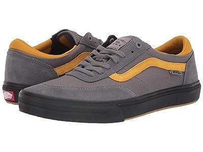 Vans Gilbert Crockett Pro 2 (Quiet Shade/Arrowwood) Skate Shoes