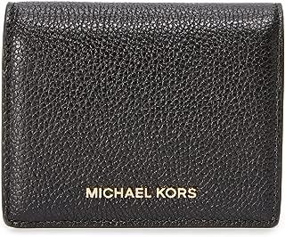michael kors money pieces flap card holder