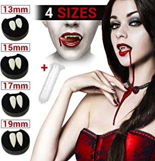 Best double vampire fangs Reviews