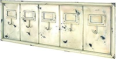 Balvi Perchero Birdie Color Blanco con 5 colgadores con ...