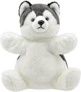 The Puppet Company Cuddly Tumms Husky Hand Puppet