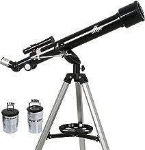 Gskyer Telescope, Instruments Infinity 60mm AZ Refractor Telescope, German Technology Travel Scope