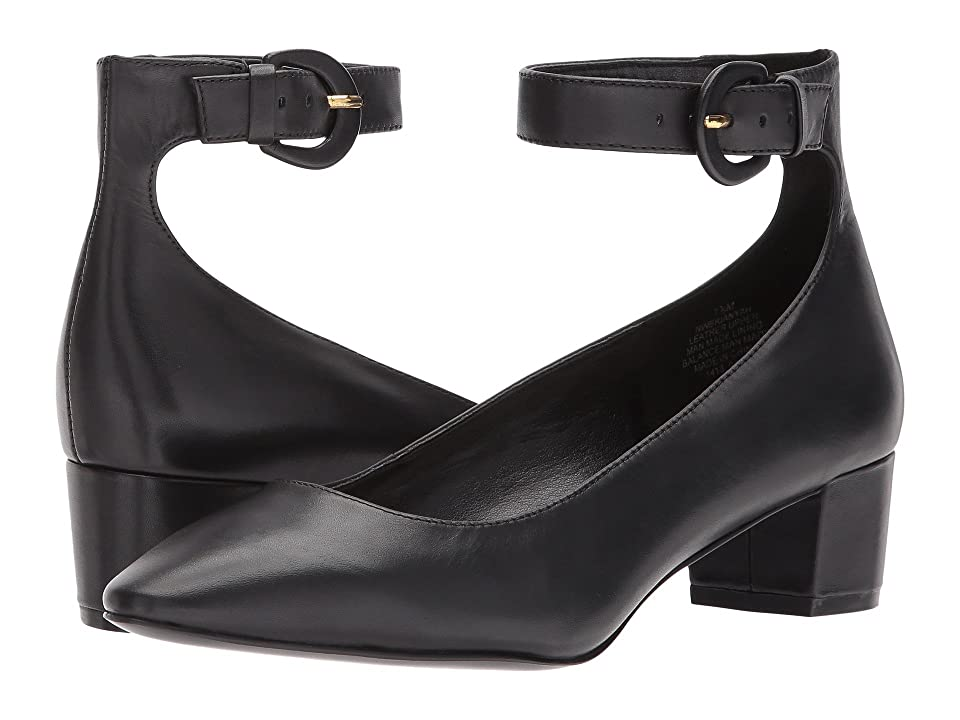 Nine West Brianyah (Black Leather/Leather) Women