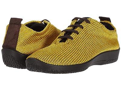Arcopedico LS (Mustard) Women