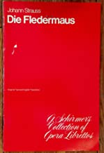 La Favorita - Metropolitan Opera Libretto #3124 (Edition 3124)