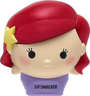 Lip Smackers E88844 Tsum Tsum Collection Burrocacao Ariel per Bambini, Gusto Pompelmo, Dolce Regalo per i Tuoi Amici, Pezz...