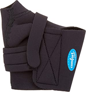 Comfort Cool Thumb CMC Restriction Splint, Provides Direct Support for The Thumb CMC Joint While Allowing Full Finger Function, Right Hand, Large Plus