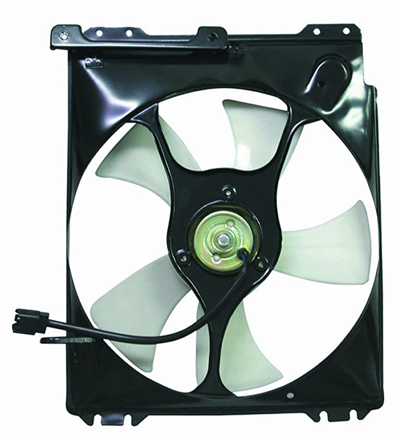 Depo 320-55005-100 Radiator Fan Assembly