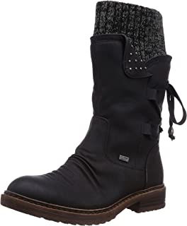 Womens 94773-00 Damen Langschaft Stiefel Winter Boot