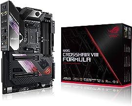 Asus ROG X570 Crosshair VIII Formula AM4 Zen 3 Ryzen 5000 & 3rd Gen Ryzen ATX Motherboard with PCIe 4.0, on-Board WiFi 6 (...