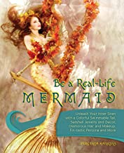 Be a Real-Life Mermaid: Unleash Your Inner Siren with a Colorful Swimmable Tail, Seashell Jewelry and Decor, Glamorous Hai...