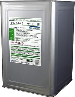 エタコール7 [14kg] 三協化学 エタノール アルコール 高濃度エタノール製品 有規則 特化則 99.5 代替 代わり 変更 有機則 特化則 PRTR 消防法 特定化学物質...