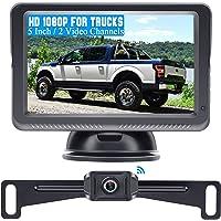 DoHonest S23 Wireless 1080p Backup Camera for Trucks