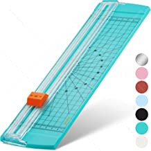 Glone 12 inch Paper Trimmer, A4 Size Paper Cutter with Automatic Security Safeguard for Coupon, Craft Paper and Photos (Gr...