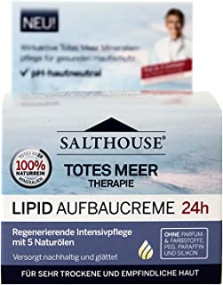Murnauer Salthouse Totes Meer Therapie Lipid Aufbaucreme 50 ml, 1er Pack 1 x 50 ml
