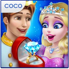 Plan an enchanting wedding for the Ice Princess! Design a magical wedding gown for her! Watch the royal couple dance the night away!