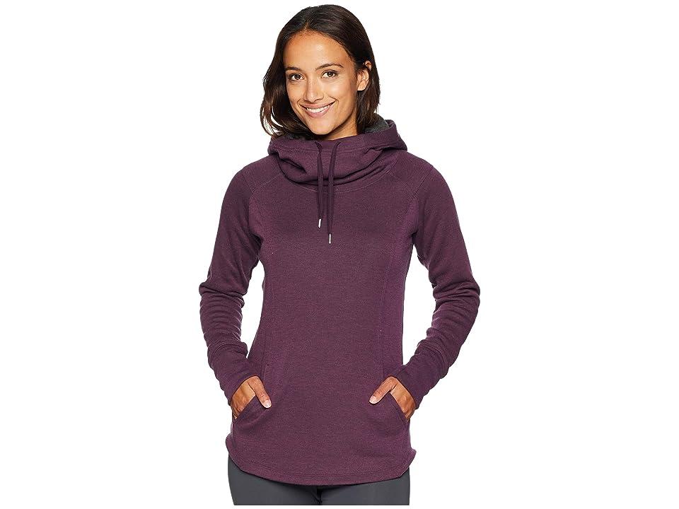 Marmot Tashi Hoodie (Dark Purple) Women