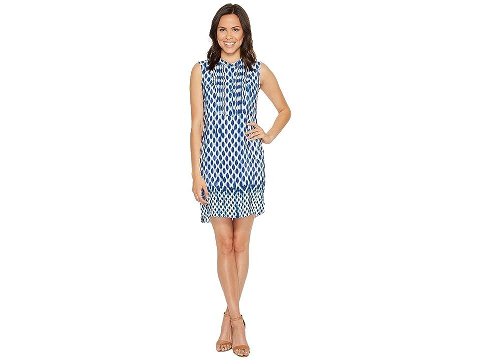 NIC+ZOE Falling Dots Tunic Dress (Multi) Women