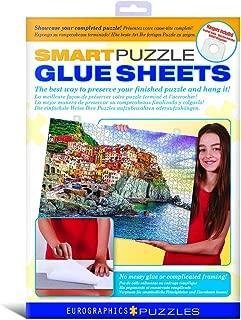 Smart Puzzle Glue Sheets